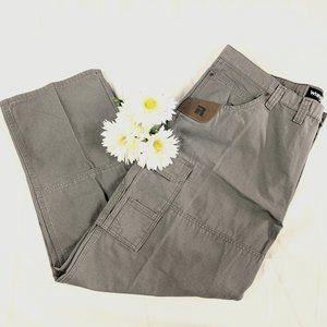 Wrangler RIGGS Workwear Men's Gray Pants 44 x 30